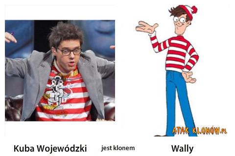 Kuba Wojewódzki i Wally –