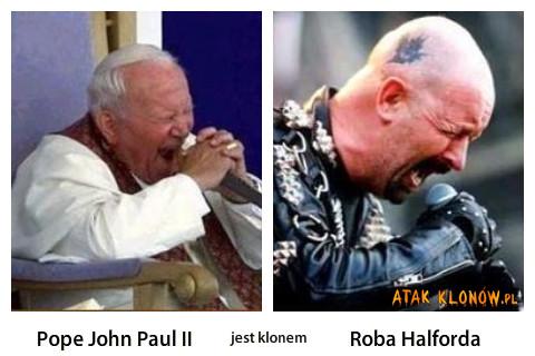 Pope John Paul II i... –