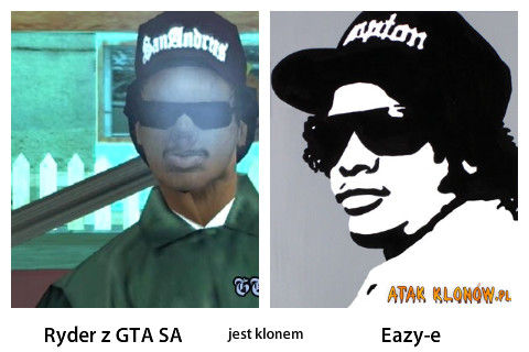 Ryder z GTA SA i... –