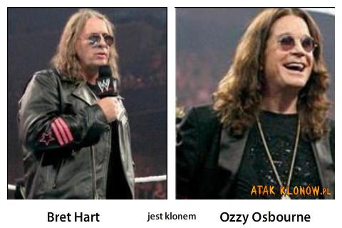 Bret Hart i... – Bret Hart Ozzy Osbourne