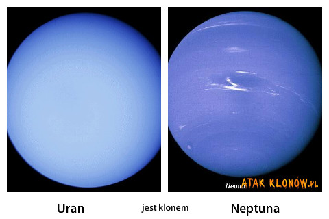 Uran i... – Uran Neptuna
