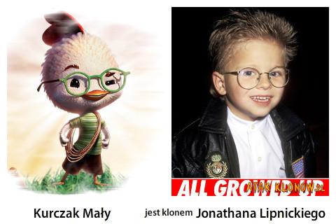 Kurczak Mały i... – Kurczak Mały Jonathana Lipnickiego