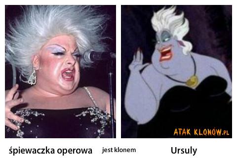 śpiewaczka operowa i... – śpiewaczka operowa Ursuly
