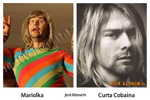 Mariolka i... – Mariolka Curta Cobaina