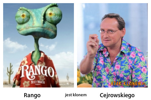 Rango i... – Rango Cejrowskiego