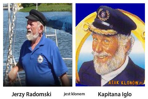 Jerzy Radomski i... – Jerzy Radomski Kapitana Iglo