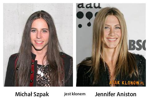 Michał Szpak i... – Michał Szpak Jennifer Aniston