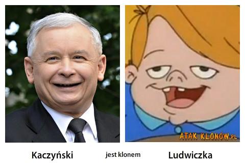 Kaczyński i... –