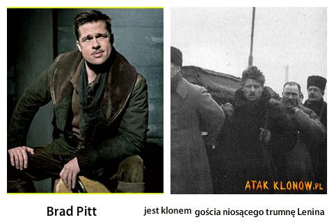 Brad Pitt i... –