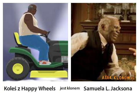 Koleś z Happy Wheels i... –