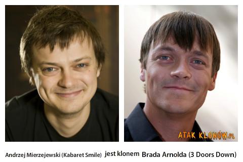 Andrzej Mierzejewski (Kabaret Smile) i... –