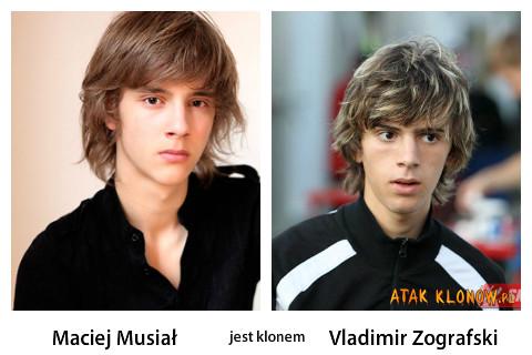 Maciej Musiał i... –