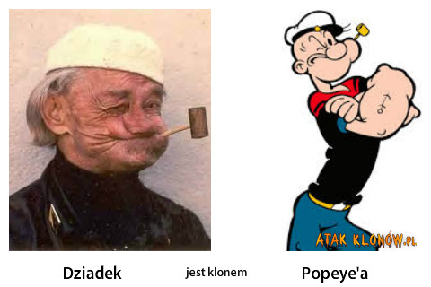 Dziadek i... –