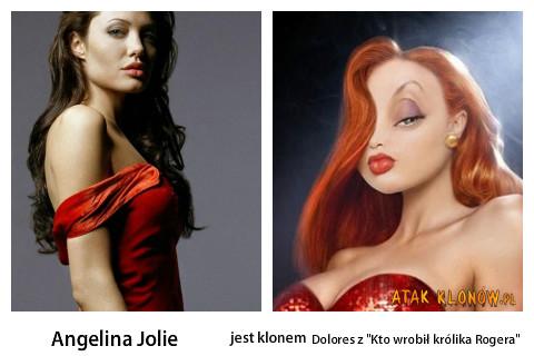 Angelina Jolie i... –
