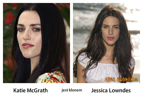 Katie McGrath i... –