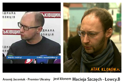 Arsenij Jaceniuk - Premier Ukrainy i... –