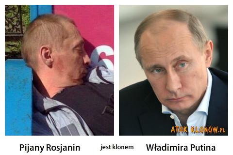 Pijany Rosjanin i... –