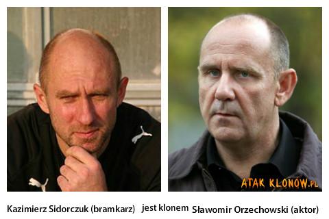 Kazimierz Sidorczuk (bramkarz) i... –