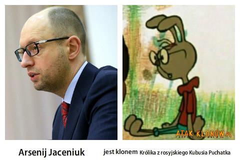 Arsenij Jaceniuk i... –
