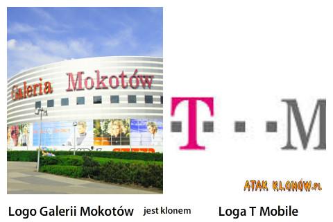 Logo Galerii Mokotów i... –