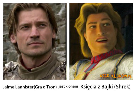 Jaime Lannister(Gra o Tron) i... –